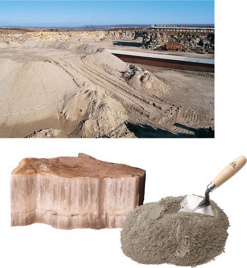 1 los materiales de construcci n clasificaci n for Marmol en la construccion